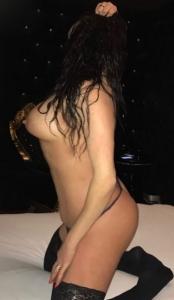 Bizarr Mistress und sex-Gespielin Nadja